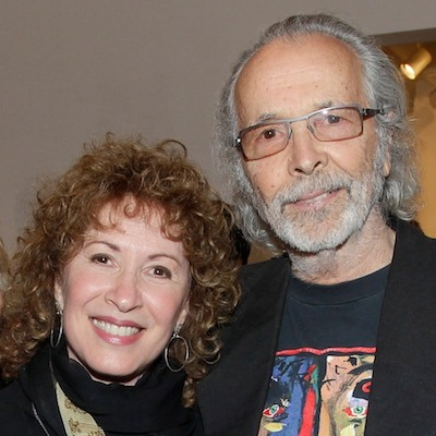Herb Alpert and Lani Hall at Herb Alpert's