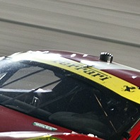 The Number 63 GT Scuderia Corsa wins at 2013 Kansas Speedway