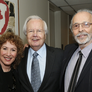 Lani Hall, Bill Moyers and Herb Alpert at the HSA Fall 2012 Benefit Honoring Herb Alpert on October 10, 2012 in New York
